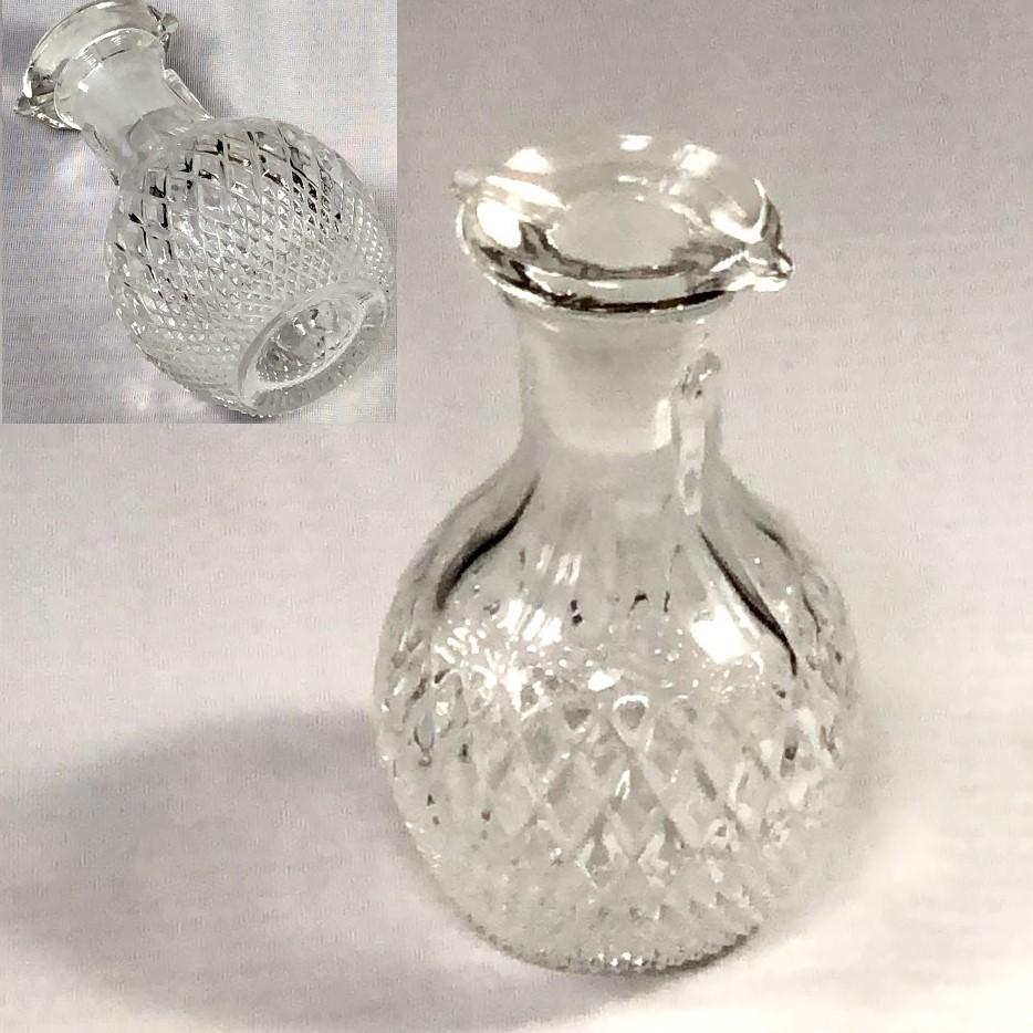 ガラス醤油差しR6343