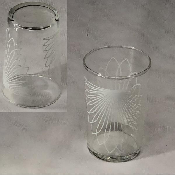 昭和レトロ佐々木グラスガラスコップR6469