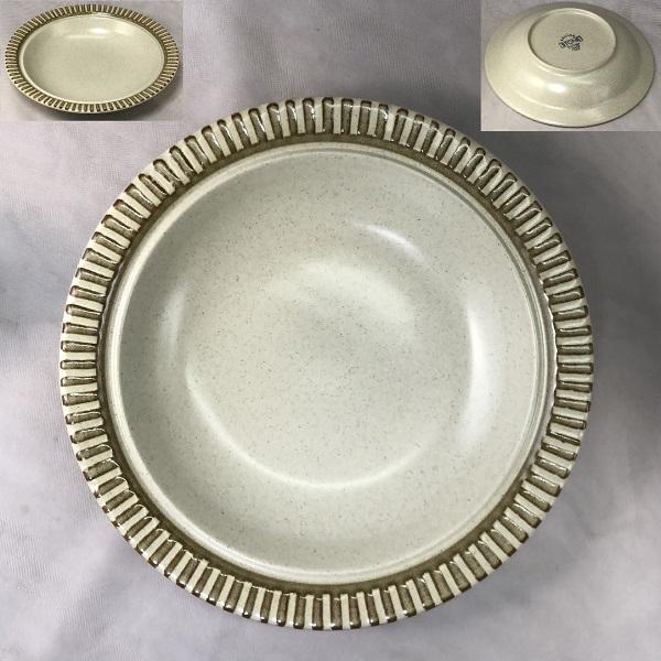 KASUGAストーンウェアスープ皿