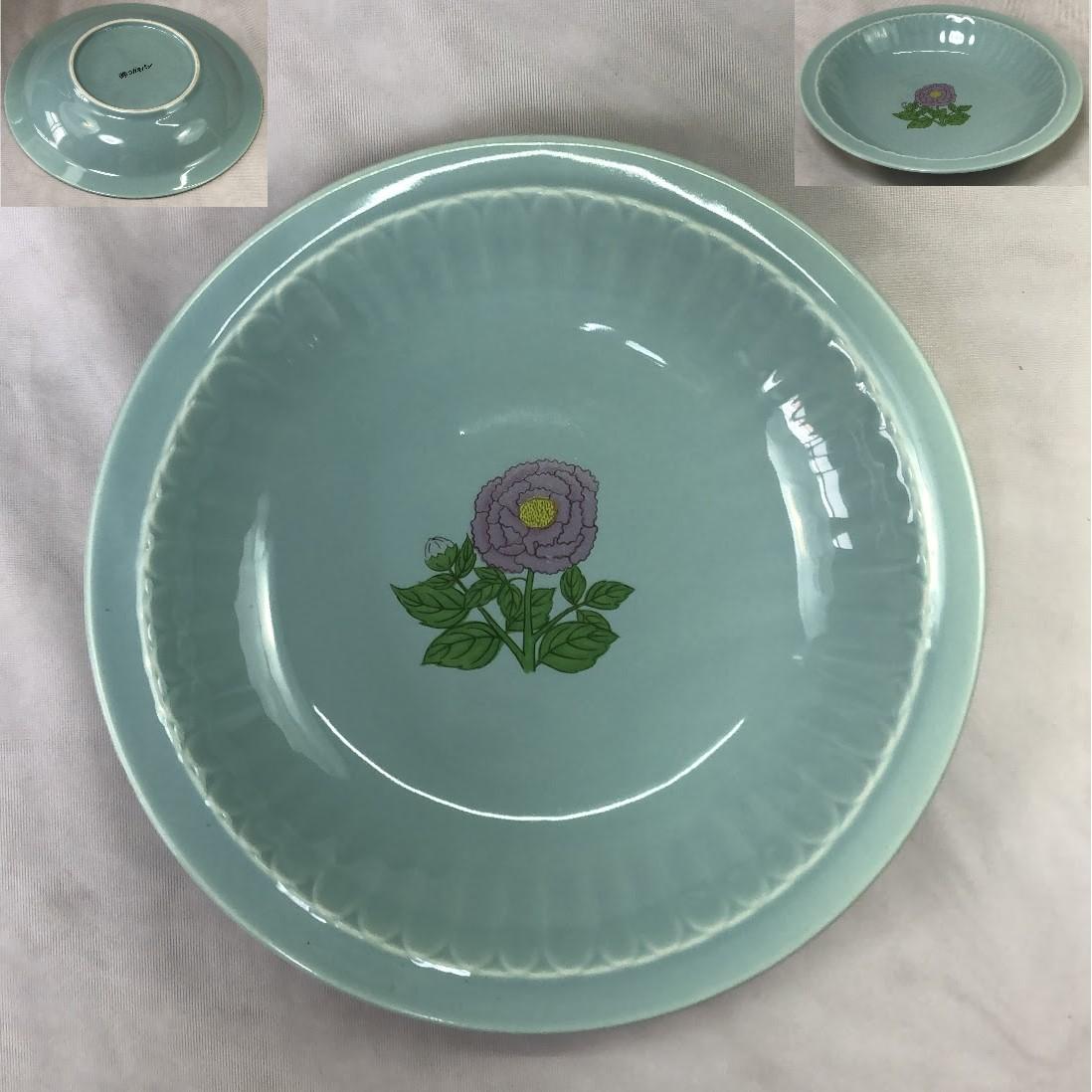 コガネパンスープ皿