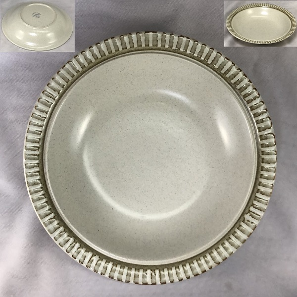 KASUGAストーンウェアカレー皿