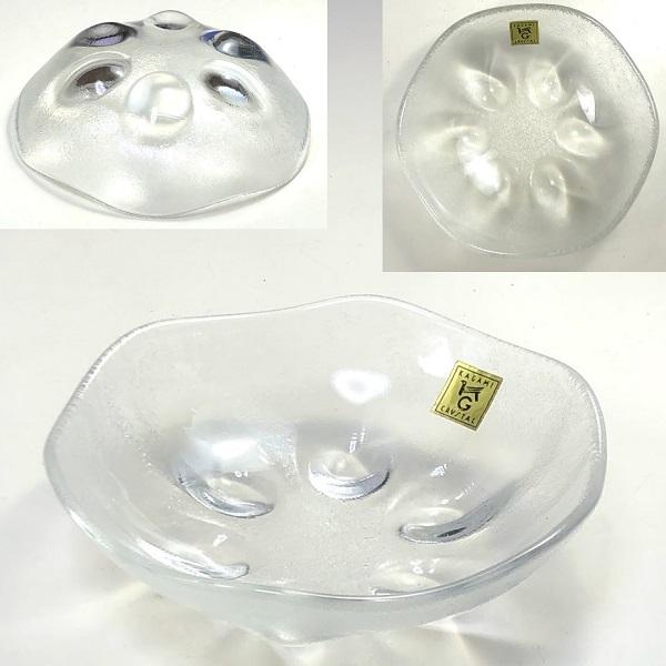 カガミクリスタル小鉢R7208