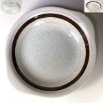 ストーンウェアスープ皿R7218