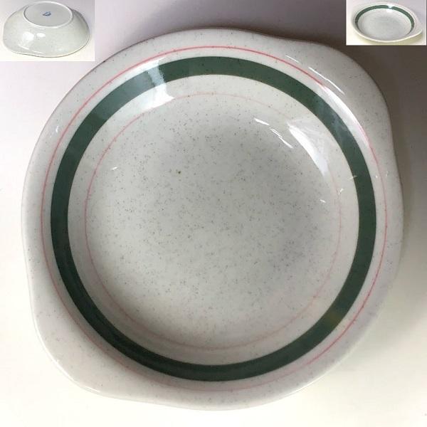 ストーンウェアスープ皿R7213