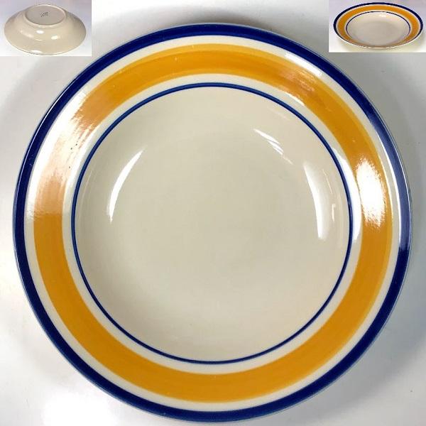 NEMOTOストーンウェアカレー皿レー