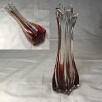 ガラス花瓶R6625