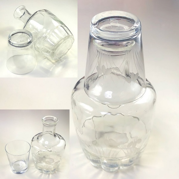 佐々木グラス水差しR7282