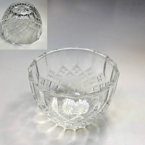ガラス小鉢R7301