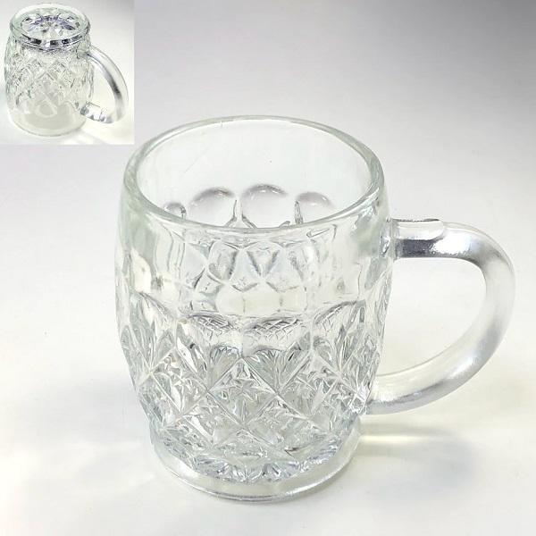 ガラスマグカップR7294