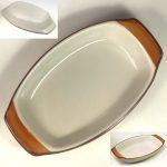 グラタン皿R7303