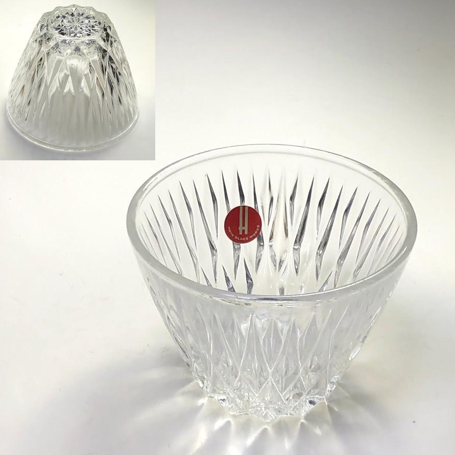 HOYA保谷クリスタルガラス小鉢R7309