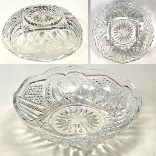 ガラス小皿R7312